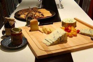 Receta de queso con mermelada