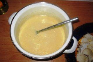 Receta de queso cremoso