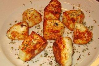 Receta de queso fresco frito