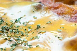 Receta de queso gratinado