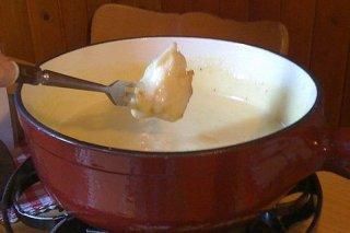 Receta de queso para fondue