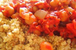 Receta de ratatouille de legumbres