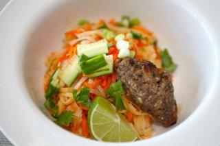 Receta de relleno para kebabs vietnamitas