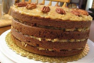 Receta de relleno para tartas de nata, melocotón y frutos rojos