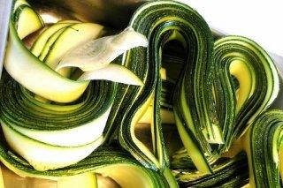 Receta de rollitos de calabacín