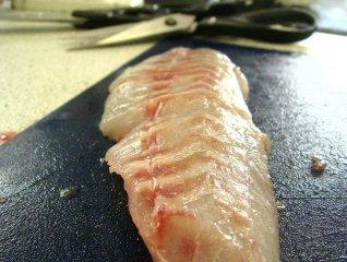 Receta de rollitos de merluza al vino blanco