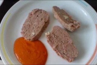Receta de rollo de carne picada