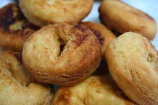 Receta de rosquillas esponjosas