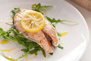 Receta de salmón al toque de limón