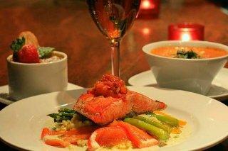 Receta de salmón con naranja
