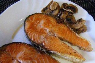 Receta de salmón fácil