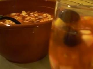 Receta de salpicón de frutas