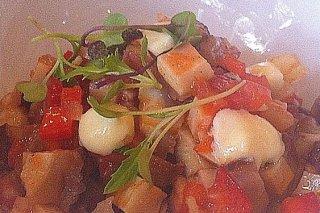 Receta de salpicón de pulpo canario