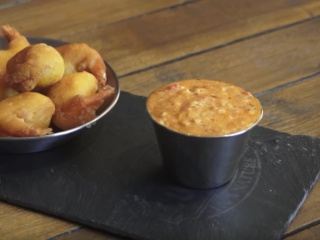 Receta de salsa cajún