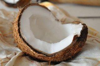 Receta de salsa de coco