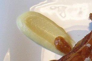 Receta de salsa de manzana
