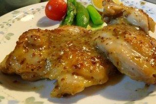Receta de salsa de mostaza para pollo