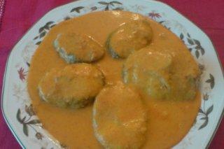Receta de salsa de pimientos