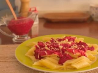 Receta de salsa de remolacha