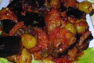 Receta de salsa de verduras