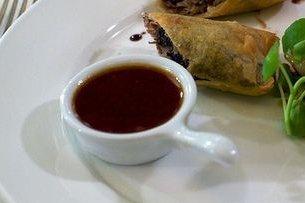 Receta de salsa fría para pavita
