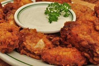 Receta de salsa para alitas de pollo