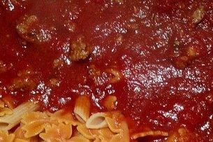 Receta de salsa para arroz y pasta