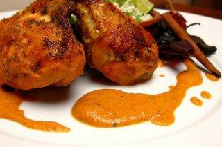 Receta de salsa para pechugas de pollo