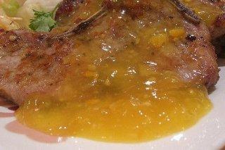 Receta de salsa para pierna de cerdo al horno