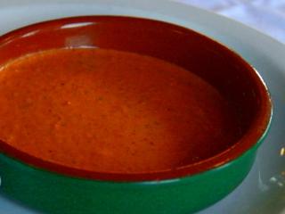 Receta de salsa romesco en thermomix