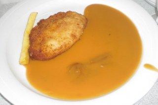 Receta de salsa para pollo sin nata