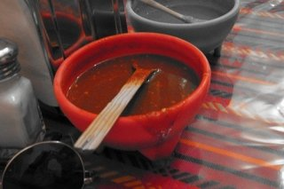 Receta de salsa de tomate para tacos