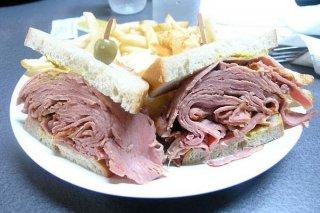 Receta de sándwich de jamón