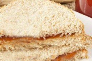 Receta de sandwich de mantequilla de maní