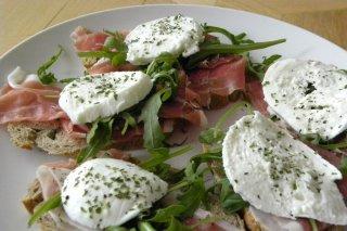 Receta de sandwich italiano