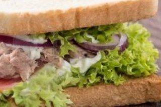 Receta de sandwiches de atún