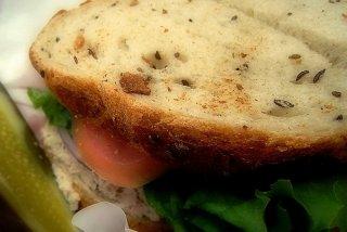Receta de sandwiches tricolor