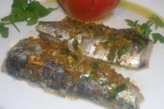 Receta de sardinas a la brasa