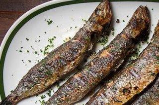 Receta de sardinas al ajillo