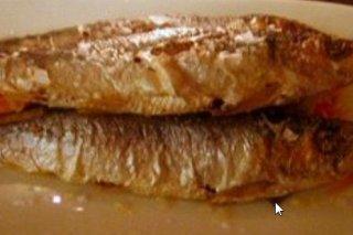 Receta de sardinas horneadas