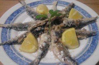 Receta de sardinas portuguesas