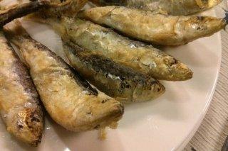 Receta de sardinas rellenas de espinacas