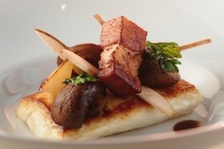 Receta de setas con bacon
