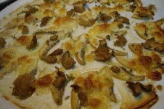 Receta de setas con mozzarella