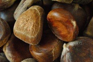 Receta de snack de castañas
