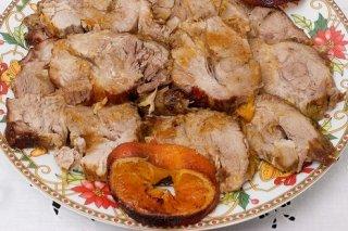 Solomillo a la naranja en olla r pida receta for Cocinar con olla express