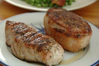 Receta de solomillo de cerdo al horno con hierbas aromáticas