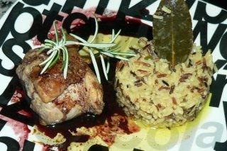 Receta de solomillo de cerdo con aceite de romero