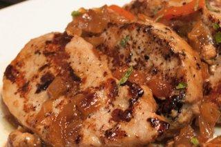 Receta de solomillo de cerdo en salsa de pedro ximénez