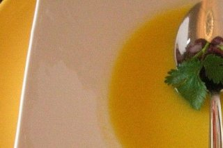 Receta de sopa casera de maíz